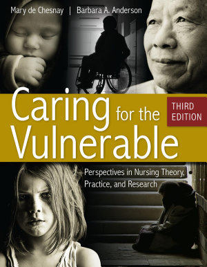 Book Alone  Caring for the Vulnerable