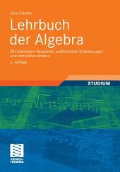 Lehrbuch der Algebra: Mit lebendigen Beispielen, ausführlichen Erläuterungen und zahlreichen Bildern, Ausgabe 2