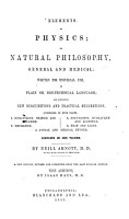 Elements of Physics  Or Natural Philosophy  General and Medical PDF
