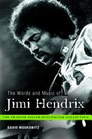 The Words and Music of Jimi Hendrix PDF