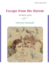 ESCAPE FROM THE HAREM: Mills & Boon Comics