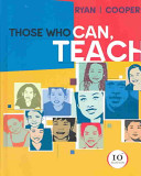 Those Who Can  Teach PDF