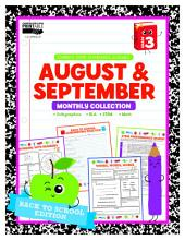 August & September Monthly Collection, Grade 3