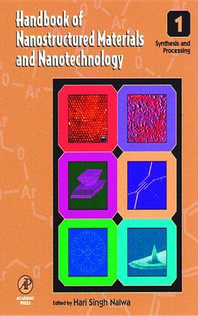 Handbook of Nanostructured Materials and Nanotechnology  Five Volume Set PDF