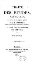 Trait   Des   tudes PDF