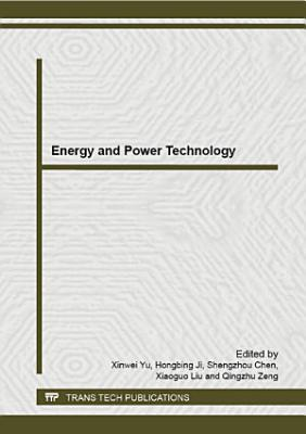 Energy and Power Technology PDF