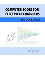 Computer Tools for Electrical Engineers  Matlab   Spice PDF