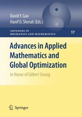 Advances in Applied Mathematics and Global Optimization PDF