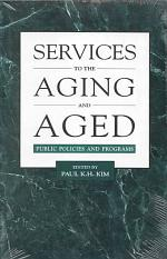 Services to the Aging and Aged