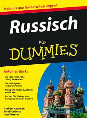Russisch f  r Dummies PDF