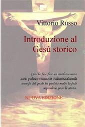 Introduzione al Gesù storico