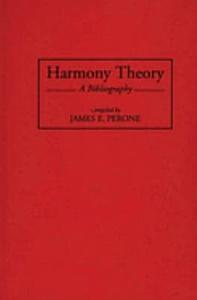 Harmony Theory PDF