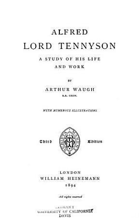 Alfred Lord Tennyson PDF