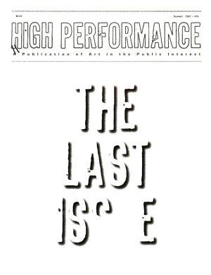 High Performance PDF