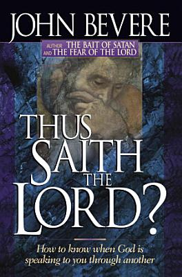 Thus Saith The Lord