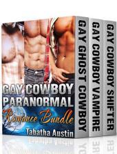 Gay Cowboy Paranormal Romance Bundle: LGBT Supernatural Romance