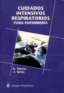 CUIDADOS INTENSIVOS RESPIRATOR  IOS PARA ENFERMERIA