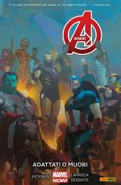 Avengers (Marvel Collection): Adattati O Muori