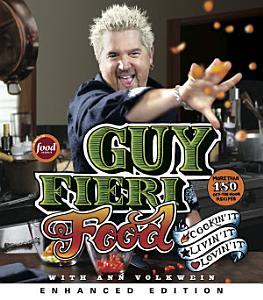 Guy Fieri Food  Enhanced Edition  Book