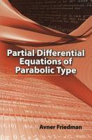 Partial Differential Equations of Parabolic Type PDF
