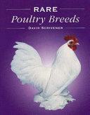Rare Poultry Breeds Book PDF