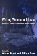 Writing Women and Space