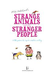Strange Animals And Even Stranger People Poem Book Book PDF