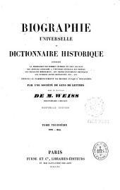 Biographie universelle, ou, Dictionnaire historique: Ger-Mal