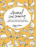 Animal Line Drawing PDF