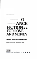 Writing Romance Fiction for Love and Money PDF