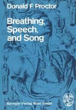 Breathing, Speech, and Song