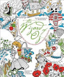 Wizard of Oz  Coloring Book Including Poster  PDF