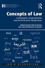 Concepts of Law PDF