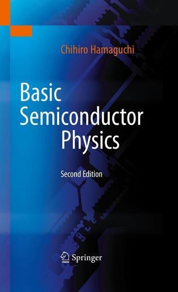 Basic Semiconductor Physics PDF