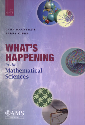 What's Happening in the Mathematical Sciences