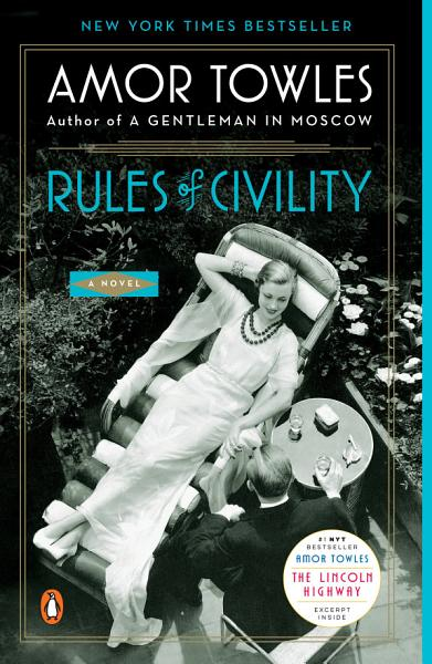Download Rules of Civility Book