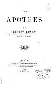 Histoire des origines du christianisme: Volume2