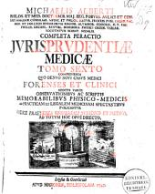 Systema jurisprudentiae medicae: Band 6