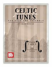 Celtic Fiddle Tunes for Solo and Ensemble   Violin 1 and 2 PDF