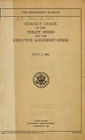 Treaty Series PDF