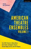American Theatre Ensembles Volume 1 PDF