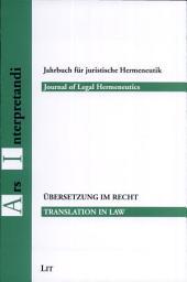 Ars Interpretandi / Vol.5