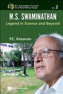 M.S. Swaminathan