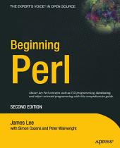 Beginning Perl: Edition 2