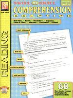 Skill By Skill Comprehension Practice  Rdg  Lvl  1 3  PDF