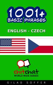 1001+ Basic Phrases English - Czech