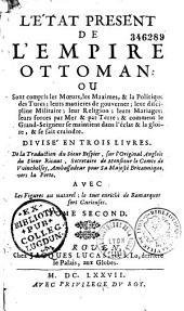 L'Etat présent de l'empire ottoman