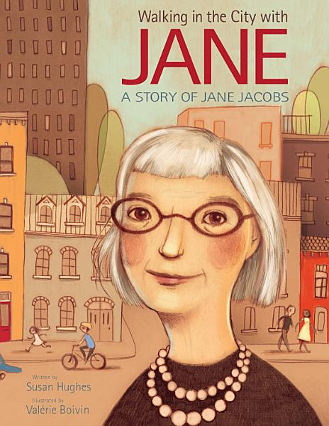 Download Walking in the City with Jane Book