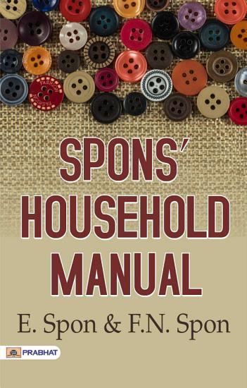 Spons  Household Manual PDF