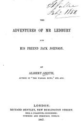 The Adventures of Mr. Ledbury and His Friend Jack Johnson